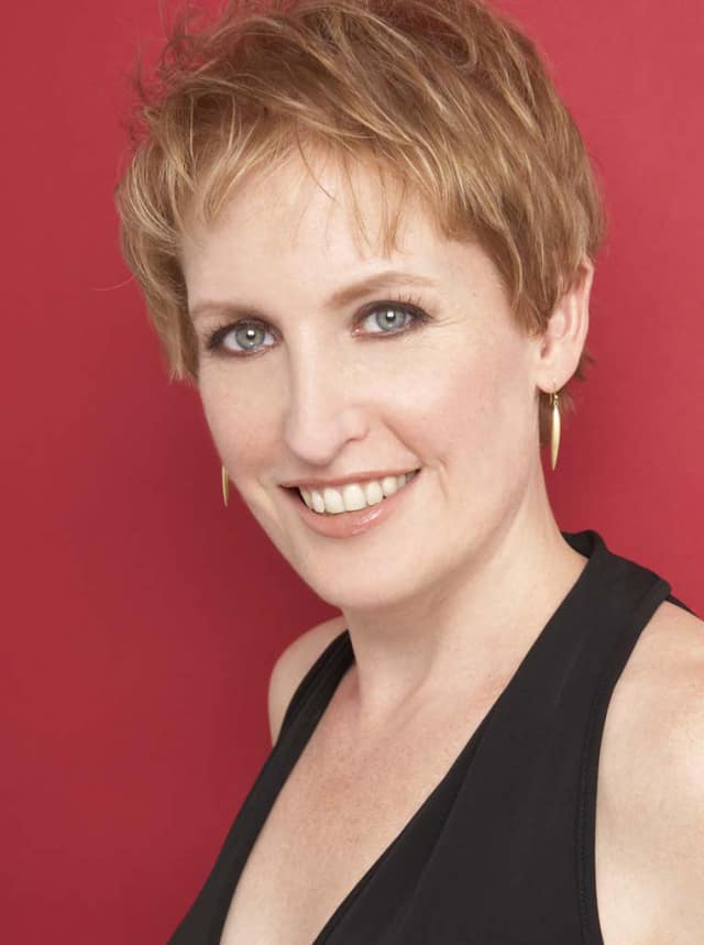 Emmy-award winning actress Liz Callaway will be among the speakers at the annual fall luncheon for Hope's Door on Friday, Oct. 11.