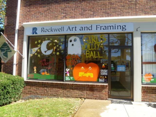 Ridgefield Parks and Recreation's annual Halloween Window Painting event will be Saturday, Oct. 17, from 10 a.m. to 2 p.m.