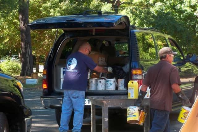 Dispose of your hazardous waste on Saturday in Wilton.