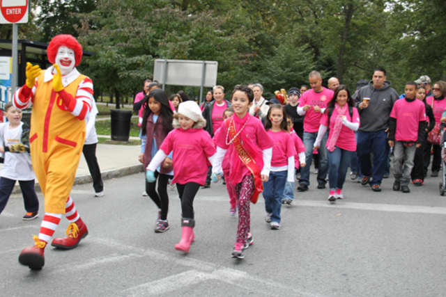 The third annual Footsteps for Families Charity Walk will be held on Oct. 13.