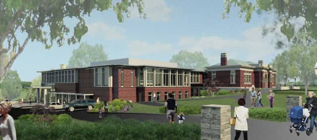 There will be a presentation on updates to the construction of the new Ridgefield Library on Thursday.