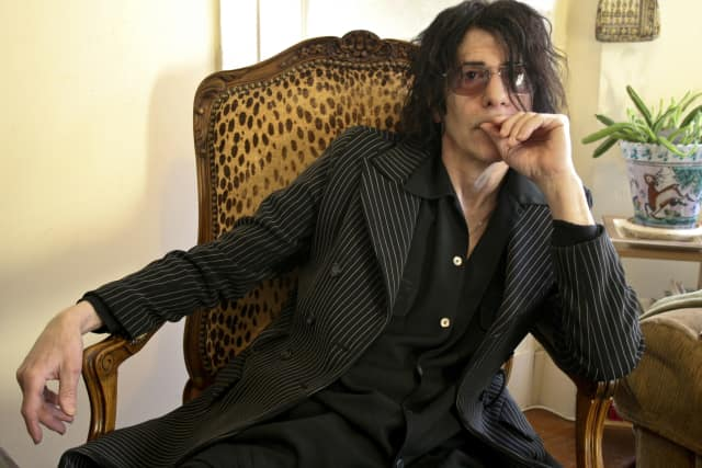 The Ridgefield Playhouse presents a special concert with Peter Wolf Thursday.