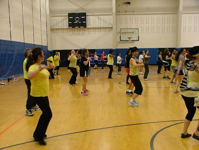 The Greenburgh Parks and Recreation Department is offering a Zumba Gold class.