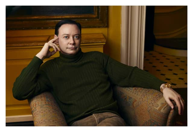 Bedford writer Andrew Solomon is set to receive an award Oct. 17 from the Mental Health Association of Westchester.