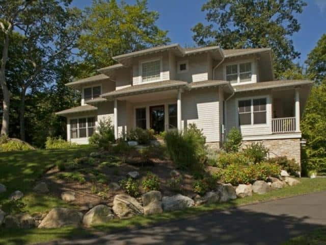 Every property in New Canaan recently has been reassessed.