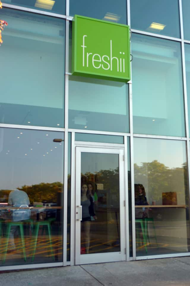 Freshii, a restaurant that specializes in fast and healthy food, opened in Westport this past week.