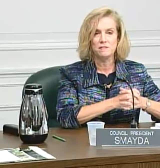 White Plains Common Council member Beth Smayda will not run for reelection this year.