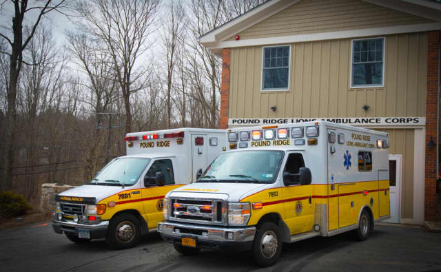 The Pound Ridge Volunteer Ambulance Corps is seeking more members.