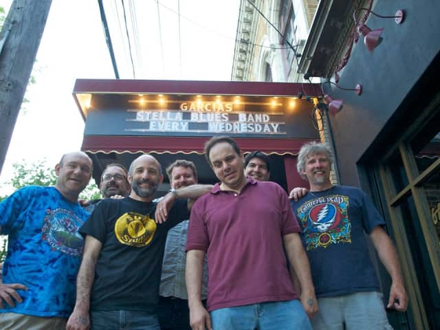 Grateful Dead tribute band Stella Blue's Band is playing an anniversary show Oct. 9.