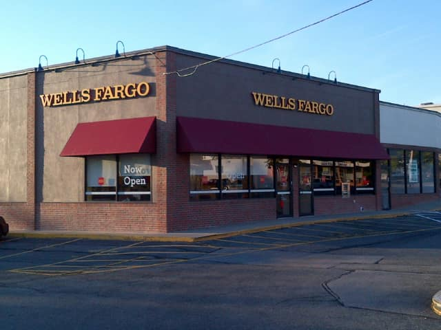 The newest Wells Fargo in Eastchester.
