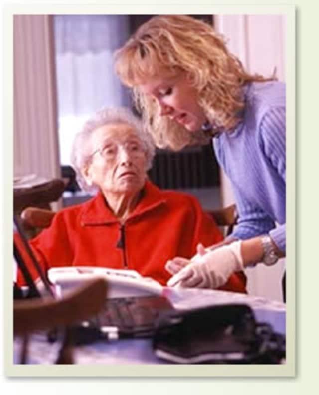 The Ridgefield Visiting Nurse Association will have a fundraising dinner Oct. 17.