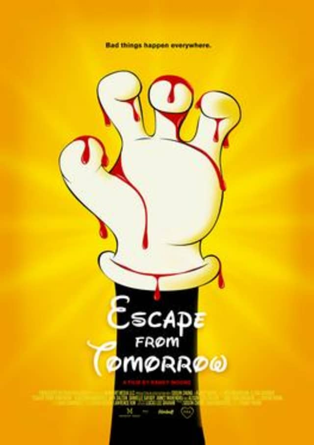 New film 'Escape From Tomorrow' screens at Jacob Film Center.