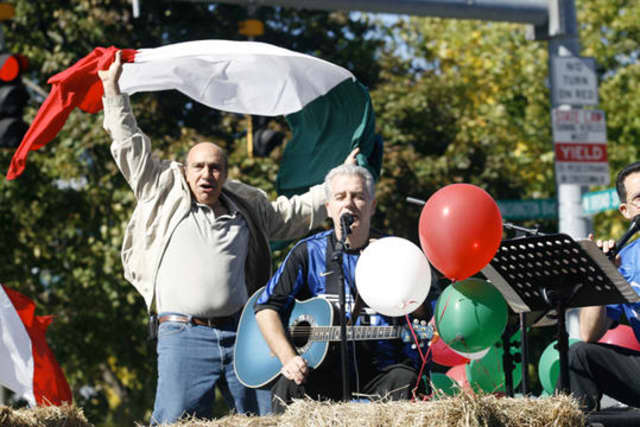 Stamford will celebrate its Italian heritage during the Columbus Day parade on Sunday, Oct. 11.