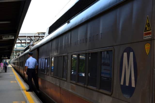Trains will be on a regular weekday schedule for Columbus Day.