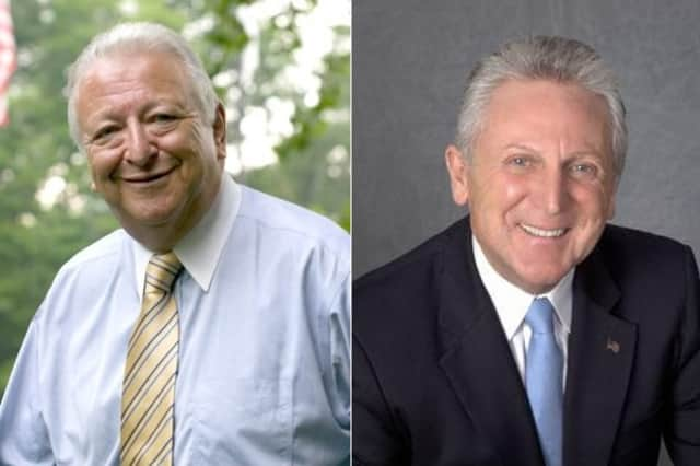 Do you support Mayor Richard Moccia or former Police Chief Harry Rilling in the Norwalk mayor's race? Tell us in the poll below.