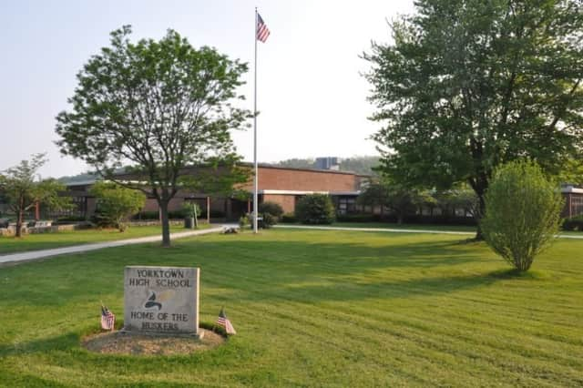 Yorktown High School and Mildred E. Strang Middle School were recently named as State Reward Schools.