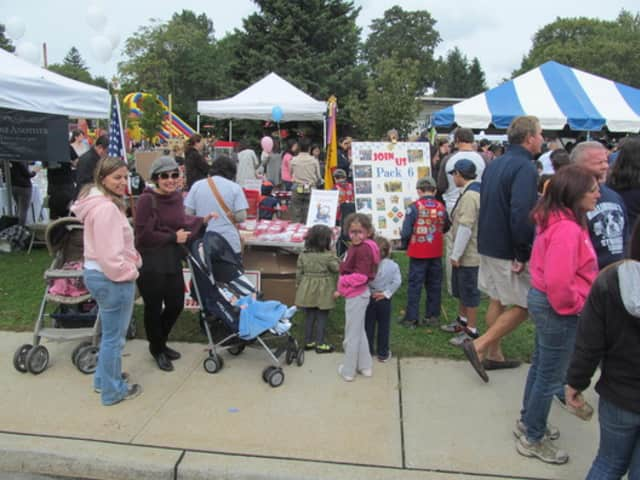 There are several events scheduled this weekend in Harrison.