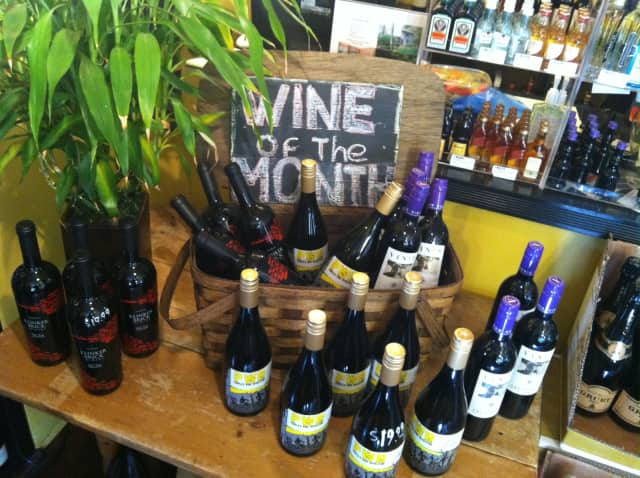 Pound Ridge Wines & Spirits, owned by Mariela Medina, is a popular business for Pound Ridge residents.