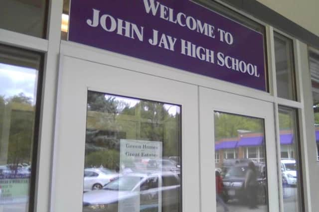 John Jay High School officials say the new programs introduced this year are a success, according to a press release form the district.