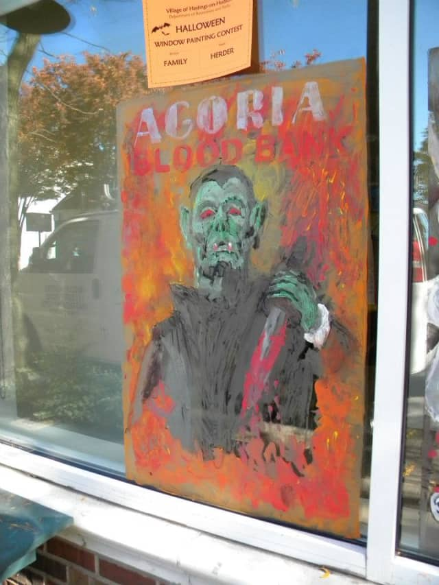 The last day to register for the Hastings Halloween Window Painting Contest is Wednesday, Oct. 16.