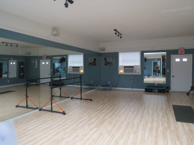 This Bronxville training studio uses alternative methods to improve health.
