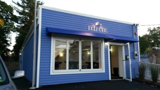Eclectic is a new luncheonette in New Canaan.