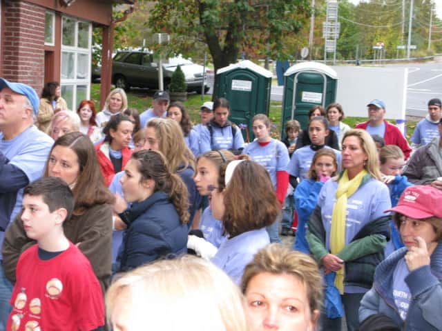 The Elizabeth G. Butler Angel Foundation Walk-A-Thon will be held on Sunday, Oct. 20.