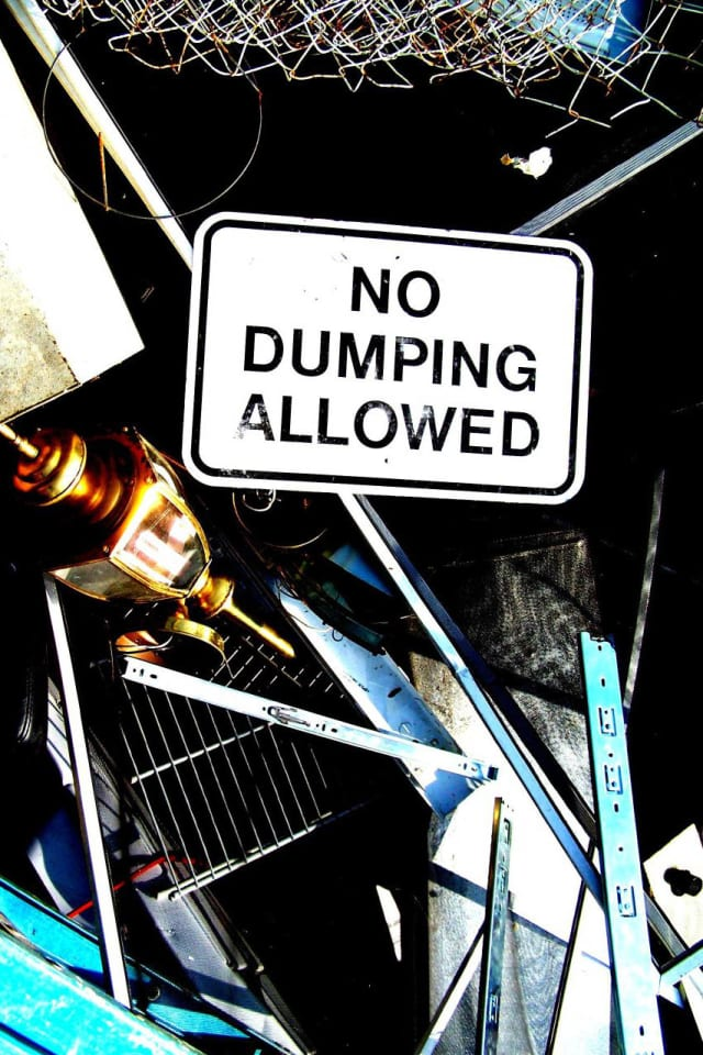 Somers will begin its refuse drop off for residents that have items that can't be thrown in the regular garbage on Saturday, Oct. 19.