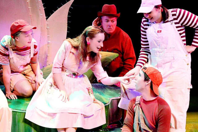 """See """"The Three Little Pigs"""" musical at the Ridgefield Playhouse on Oct. 26."""