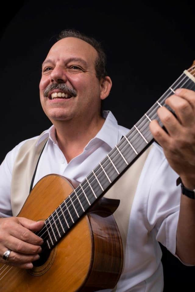 Cortlandt musician Larry Del Casale was recently nominated for a Latin Grammy.
