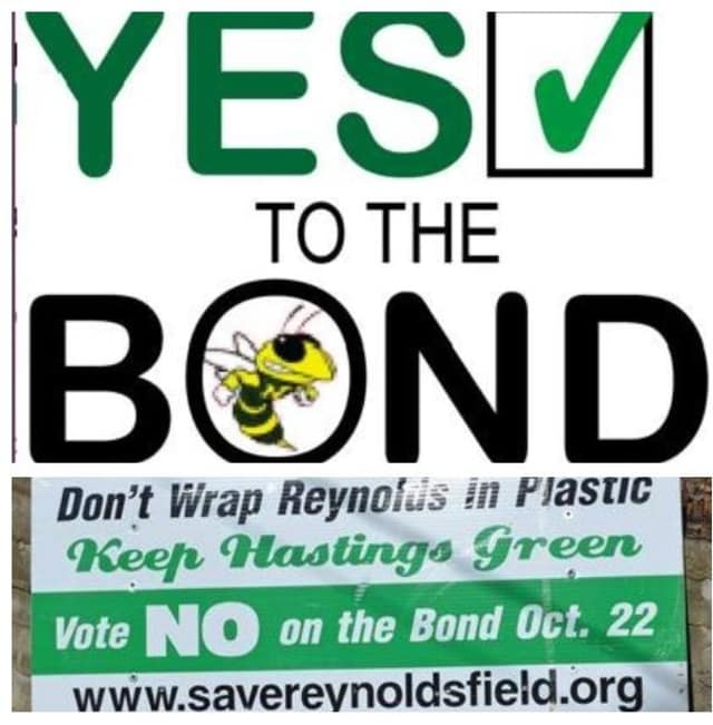 Hastings voters will decide on a proposed Facility Project Bond Referendum Tuesday.