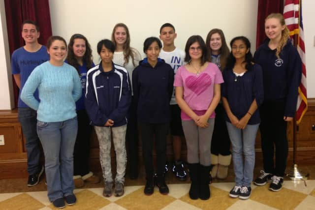 Thirteen Port Chester High School Students will be inducted into the Music Honor Society on Monday, Oct. 28.