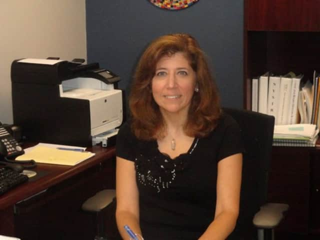Mount Pleasant Central School District Superintendent Susan Guiney.