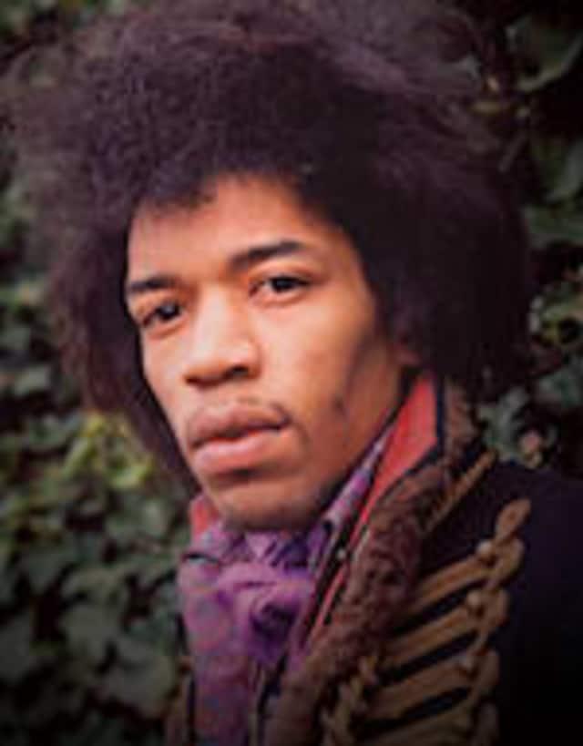 """Jimi Hendrix: Hear My Train A Comin'"" will be shown Nov. 4 at the Jacob Burns Film Center."