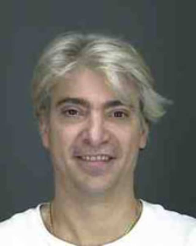 Mount Pleasant Town Supervisor Candidate Anthony D'Aria was charged with forging signatures on a ballot petition on Wednesday, Oct. 23.