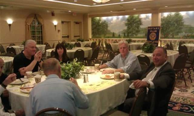 Mt. Kisco Rotary Club holds its annual pancake breakfast on Nov. 9, 2013.