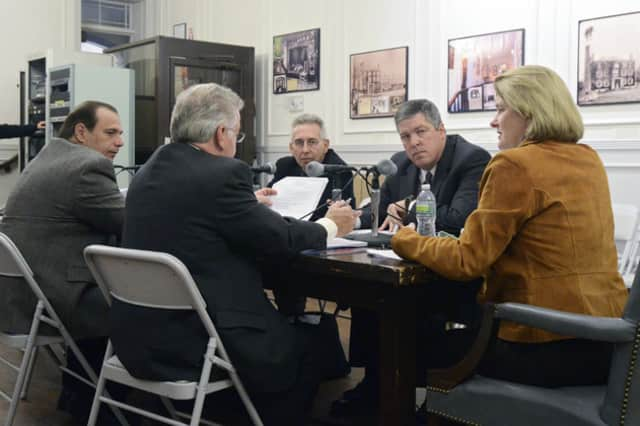 The Somers Town Board voted on a Somers Crossing impact statement.