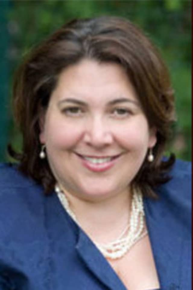 Legislator Catherine Borgia is running for a second term, touting her credentials as a community leader in Ossining.