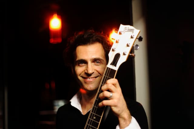 Dweezil Zappa is hosting a guitar class on Sunday at The Ridgefield Playhouse.
