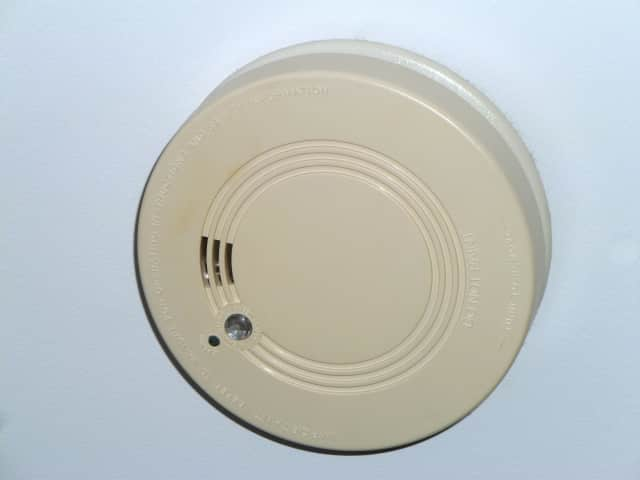 It's time to replace the batteries in your smoke detector Nov. 3.