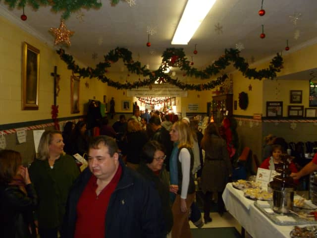 Thrifty Me holds an annual holiday boutique.