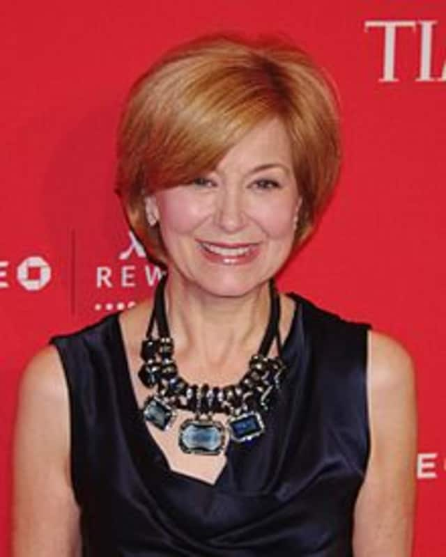 Jane Pauley turns 63 on Thursday.