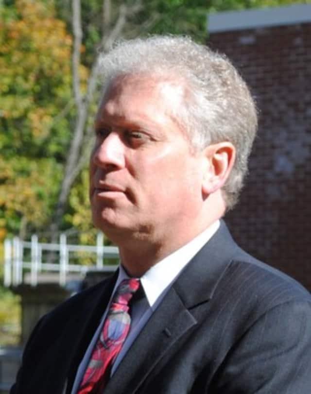 County Legislator Mike Kaplowitz reaffirmed his support of the New Castle Democratic slate.