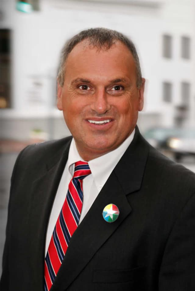 Republican Frank Catalina is running for mayor of Peekskill.