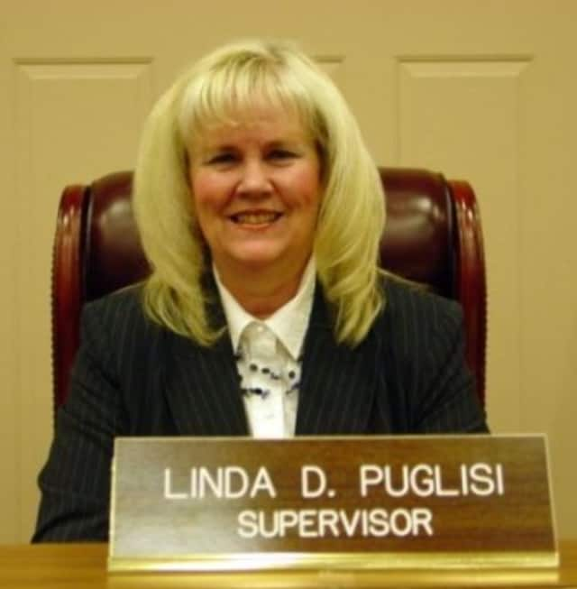 Cortlandt Town Supervisor Linda Puglisi ran unopposed for a 12th term.