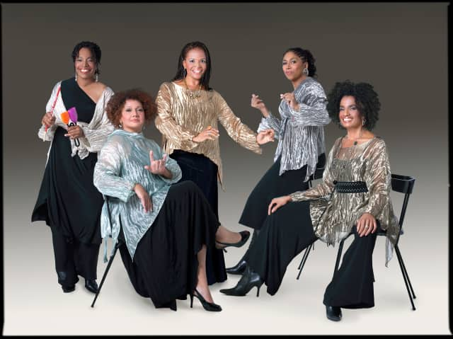 Grammy nominated a cappella group Sweet Honey In The Rock is set to play at the Tarrytown Music Hall on Friday.