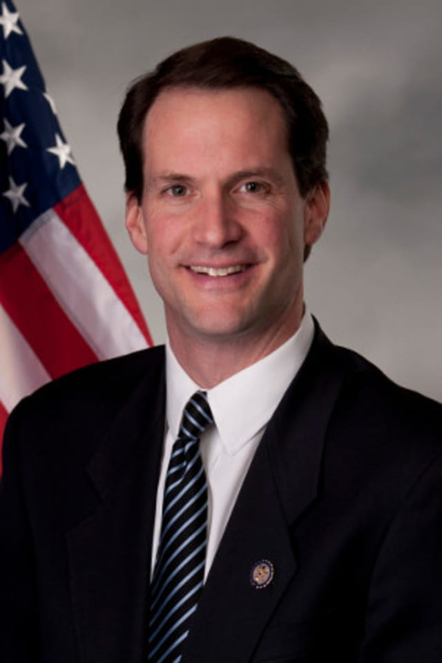 Congressman Jim Himes  launches an eight-town tour to discuss health care reform with seniors.