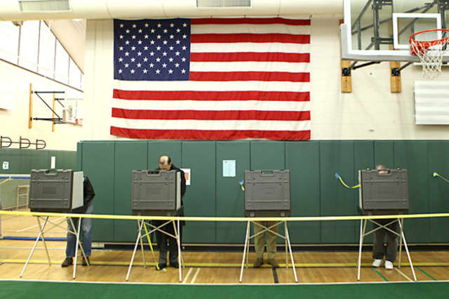 Wilton residents will head to the polls Tuesday to vote in the municipal election.