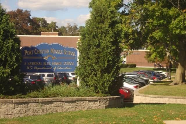 The Port Chester School Board President remains in hot water.