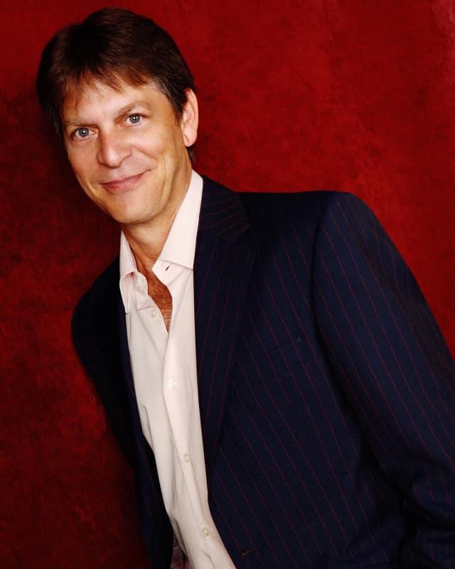Steve March-Tormé, son of legendary entertainer Mel Tormé, will perform at The Ridgefield Playhouse on Friday, Nov. 8.